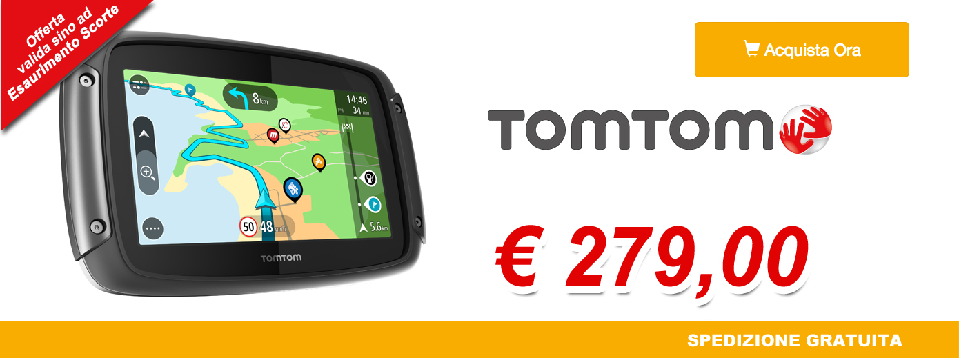 TomTom Rider Time limited Offer