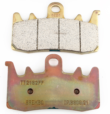 Brake Pads Brembo 07BB3859 Genuine Parts, (1 couple for 1 disk); Ducati Scrambler 800 17- front oem pads