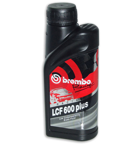 Brembo Brake Fluid Racing LCF 600 Plus, 500 ml