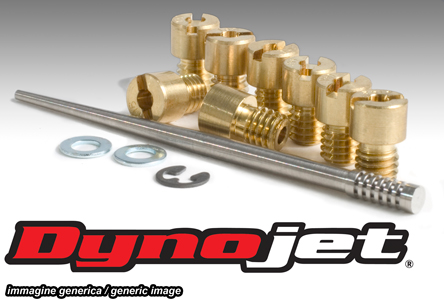Dynojet Jet Kit for Kawasaki ZZR 250 86-00 stage 1-3