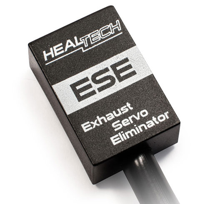 HealTech ESE-K01 Exhaust Servo Eliminator for Kawasaki ZX-6R 03-, Z750  07-12, Z750 R, Z1000 07-, Z1000 SX, ZX-10R 04-