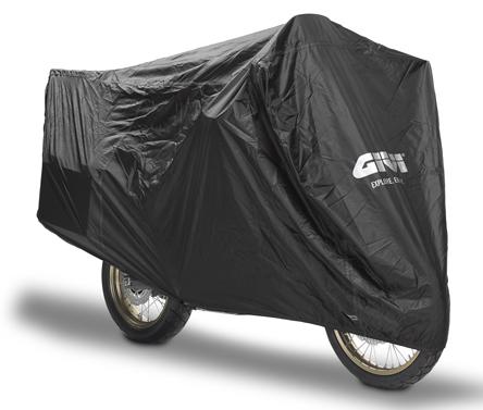 L Waterproof Outdoor Motorcycle Cover Fit Kawasaki Ninja EX 250 300 500 R F ABS
