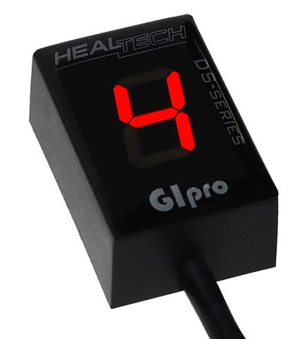 Indicatore Marcia Healtech Gpdt H01r Per Honda Cb1000r 11 16 In