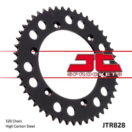 Jt Steel Rear Sprocket 47 Tooth