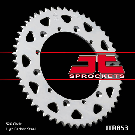 JT STEEL REAR SPROCKET 51 TOOTH YAMAHA JTR853.51