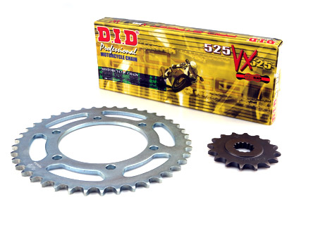 Did Chain Sprocket Kit Ho 0304s