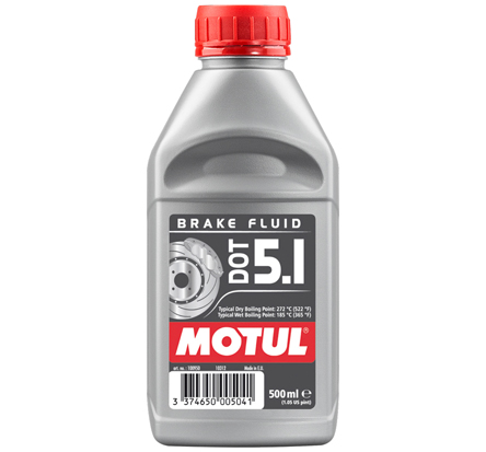 Motul Brake Fluid Dot 5.1 , 500 ml