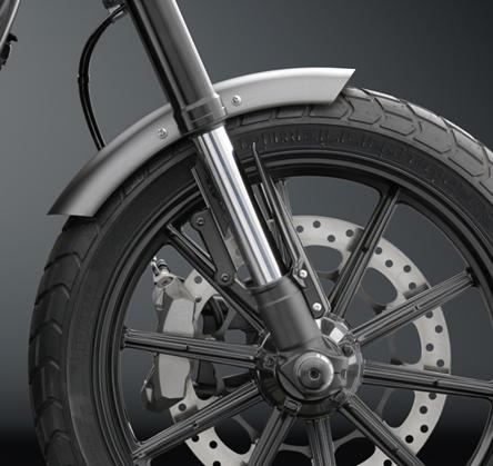 Parafango Anteriore Rizoma Zdm129b Per Ducati Scrambler Urban Enduro