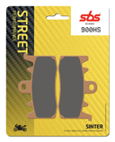 Brake Pads SBS Sintered Street Excel 900HS, (1 couple for 1 disk)