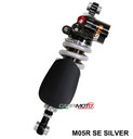 Matris Rear Shock Absorber for BMW R nineT, Special Edition Carpi Moto M46R Silver