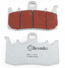 Brake Pads Brembo 07BB38SC Sintered Racing (1 couple for 1 disk)