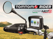 TomTom RIDER 2014 - Motorcycle Navigator, pn 1GD0.054.00