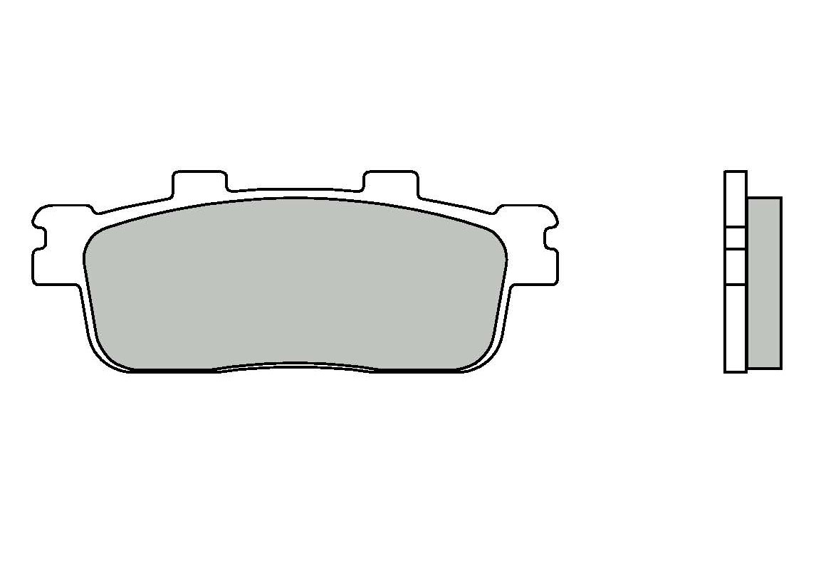 Brembo Brake Pads 07040xs Ducati 888 Wiring Diagram Sintered 1 Couple For Disk