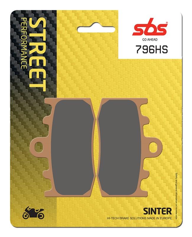 07BB26SA Pastiglie Anteriori BREMBO SA Sinter PER BMW R 1150 RT ABS  2004 04