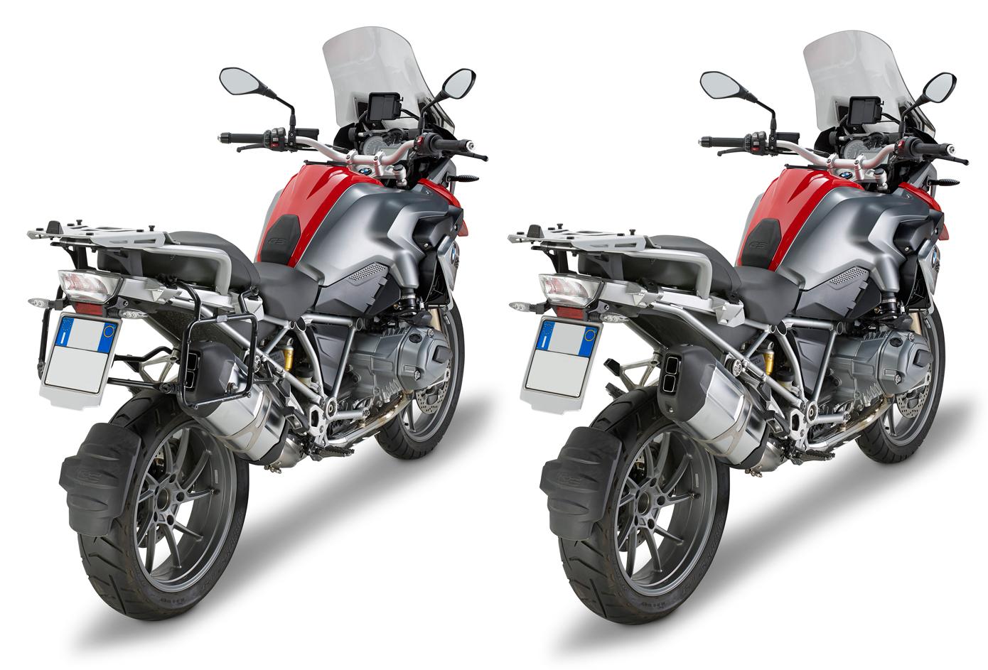 Telaietti specifici Givi PLR5108 per Valigie Laterali Monokey per BMW R  1200 GS 13-18 ... f7b4469e237