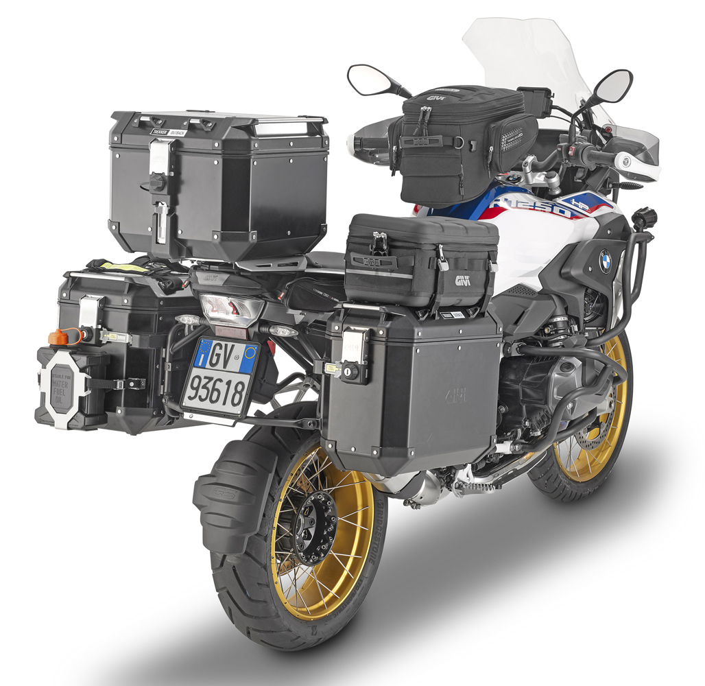 ... Telaietti specifici Givi PL5108CAM per Valigie Laterali Monokey Cam-Side  Trekker Outback per BMW R ... caa65fcac7d