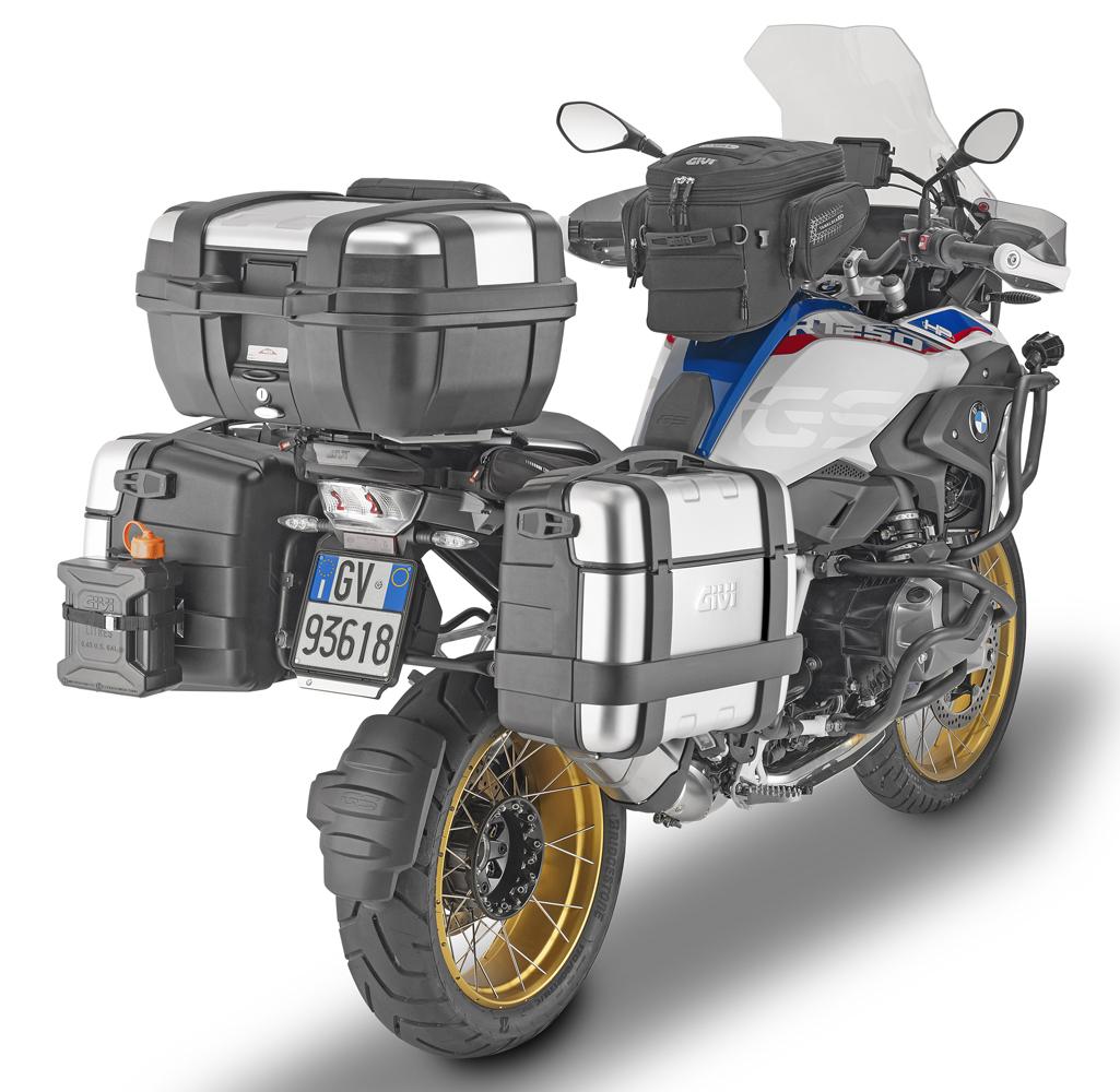 ... Telaietti specifici Givi PLR5108 per Valigie Laterali Monokey per BMW R  1200 GS 13-18 ... db3366ece7e