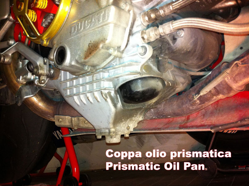 Mivv Catalytic Converter Removing Pipe for Ducati 749/999, for engines with  prismatic oil pan, off-price while stock lasts