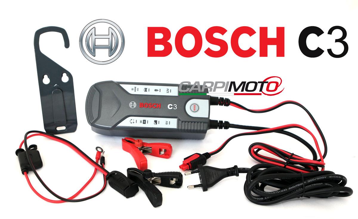 Carica Batteria Bosch C312 Per Bmw K 1200 R In Freni Ducati 160 Wiring Diagram Mantenitore Moto Auto C3 12v Offerta Salvo Esaurimento Scorte