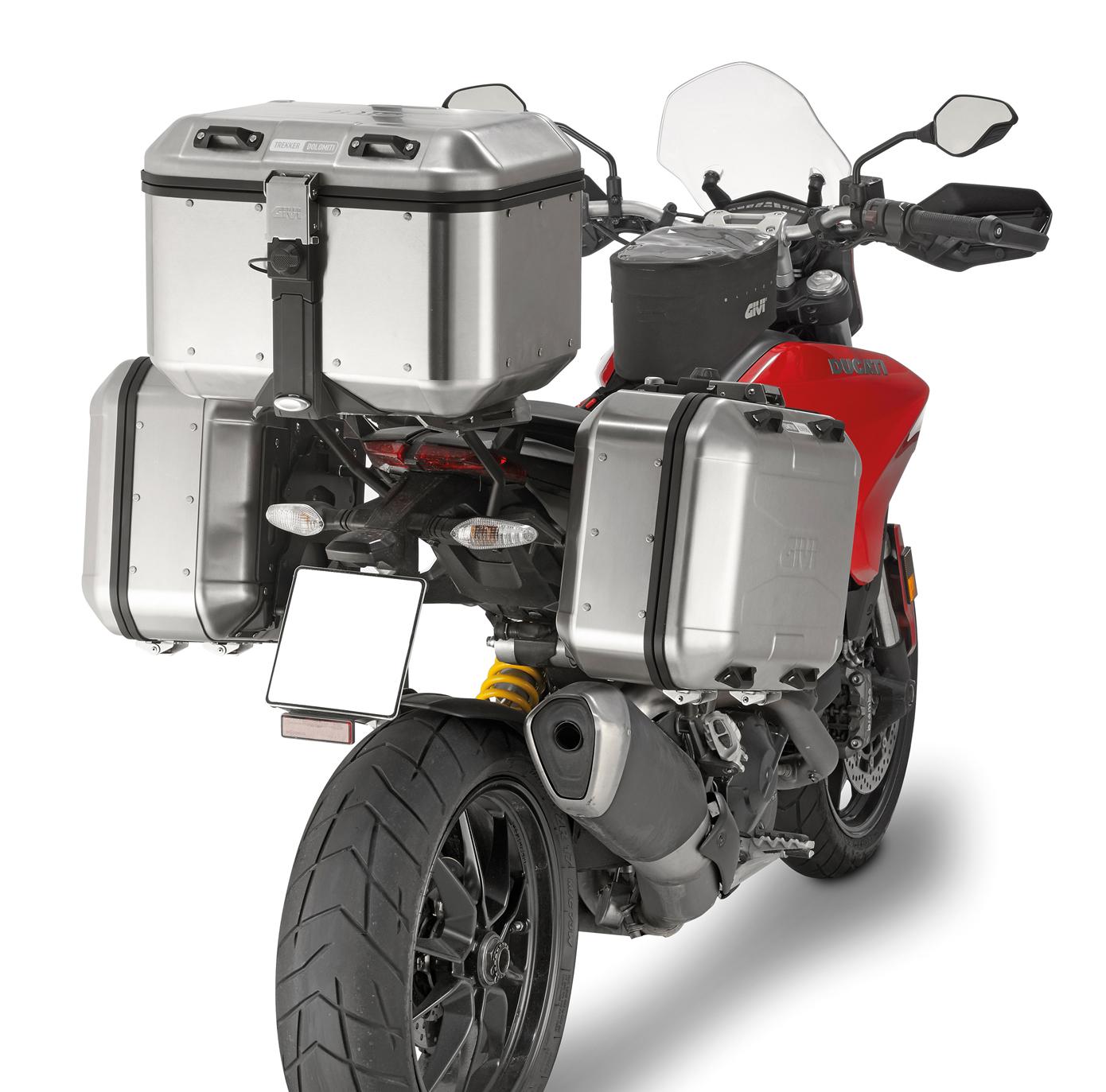 Valigia Givi Dlm30a Per Ducati Scrambler Urban Enduro In Valigie