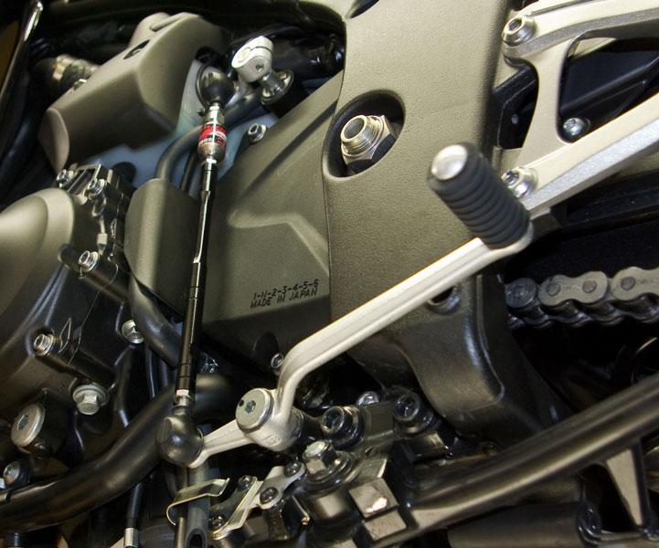 Dynojet QuickShifter Kit for PCV E4-130, shift rod pressure sensor (Pull  Type) m6/m6 threads