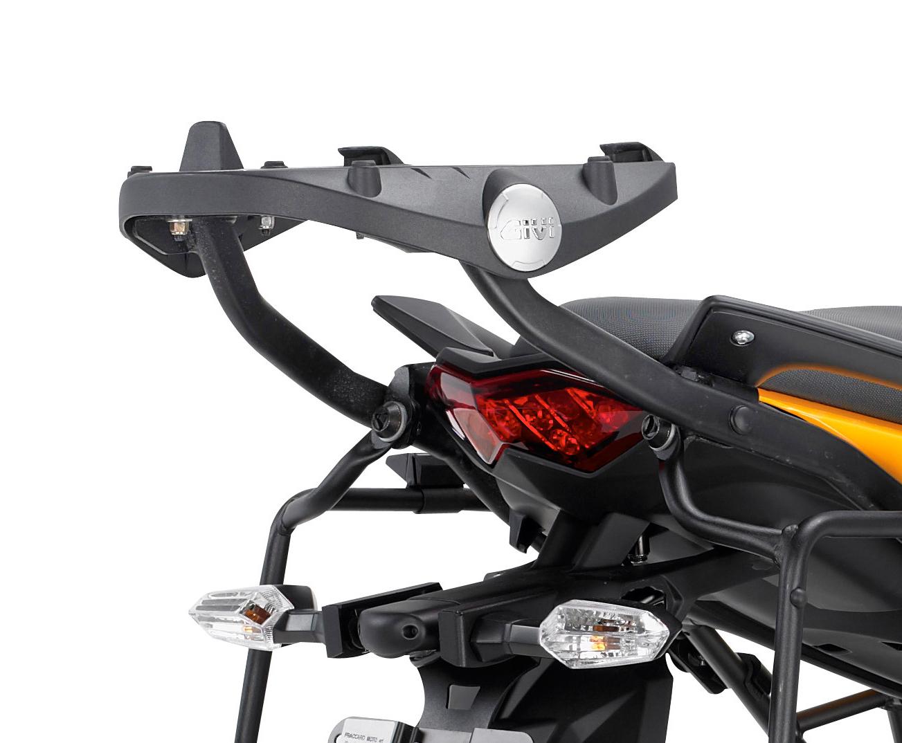 Givi Rack 451fz Wiring Schematic 1994 Kawasaki Klx 650 Monokey Or Monolock Top Case Rear For Versys 10 14