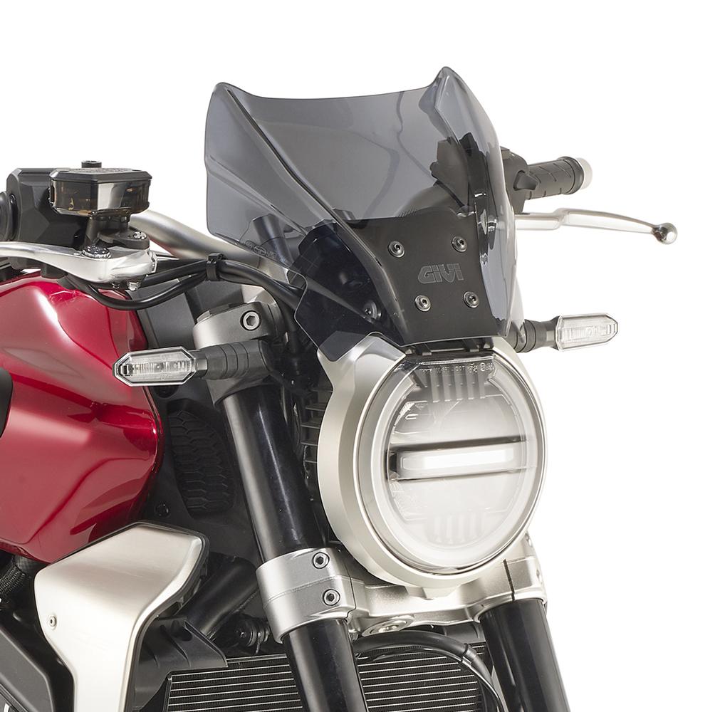 Givi Headlight Fairing Screen A1165 For Honda Cb1000r 18