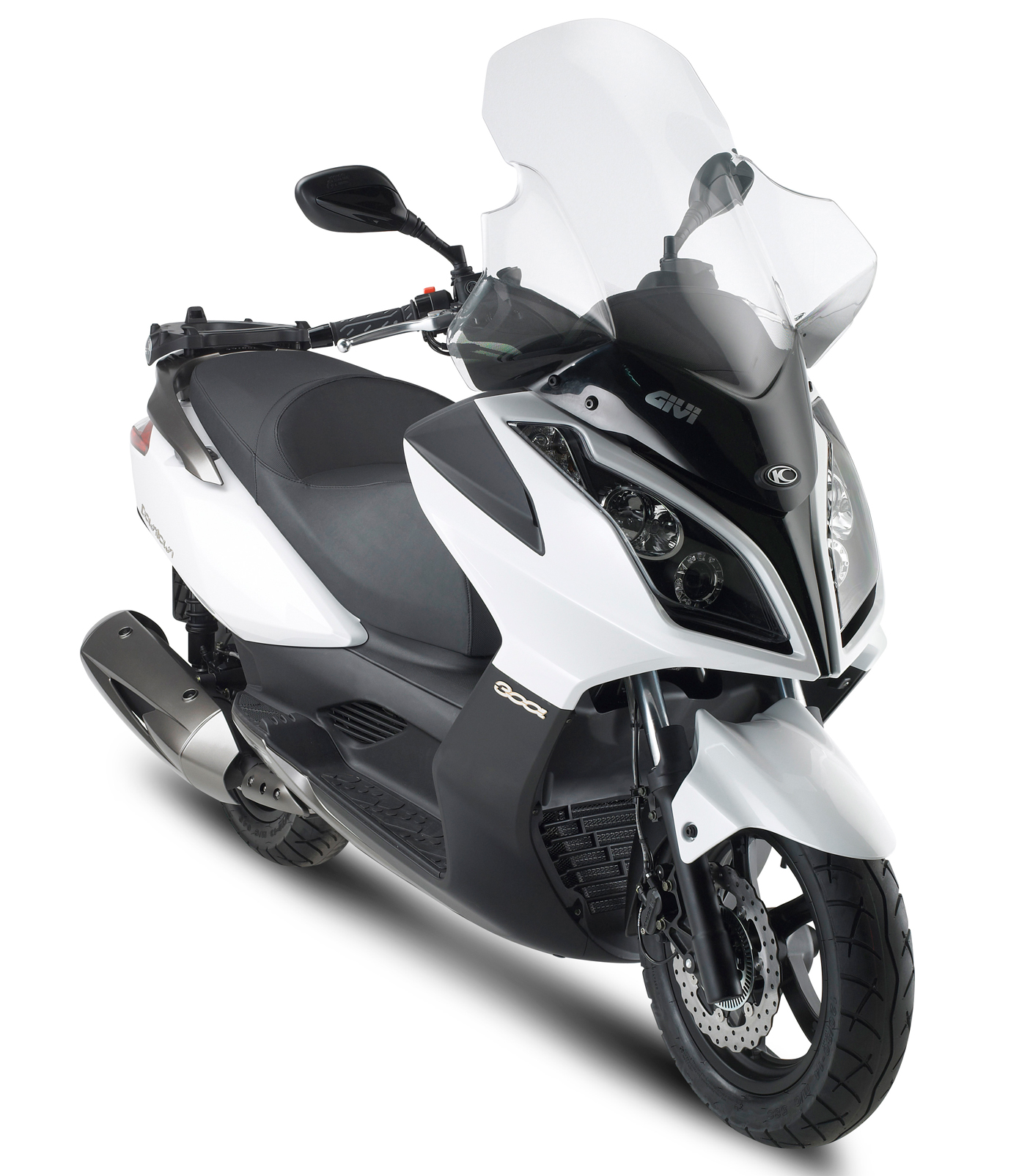 מדהים Givi Windshield D294ST for Kymco Downtown 125 MF-11