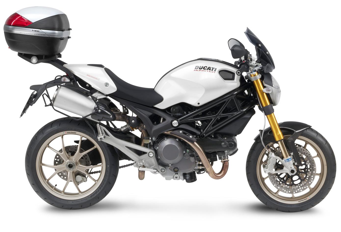 Ducati Monster New Jersey