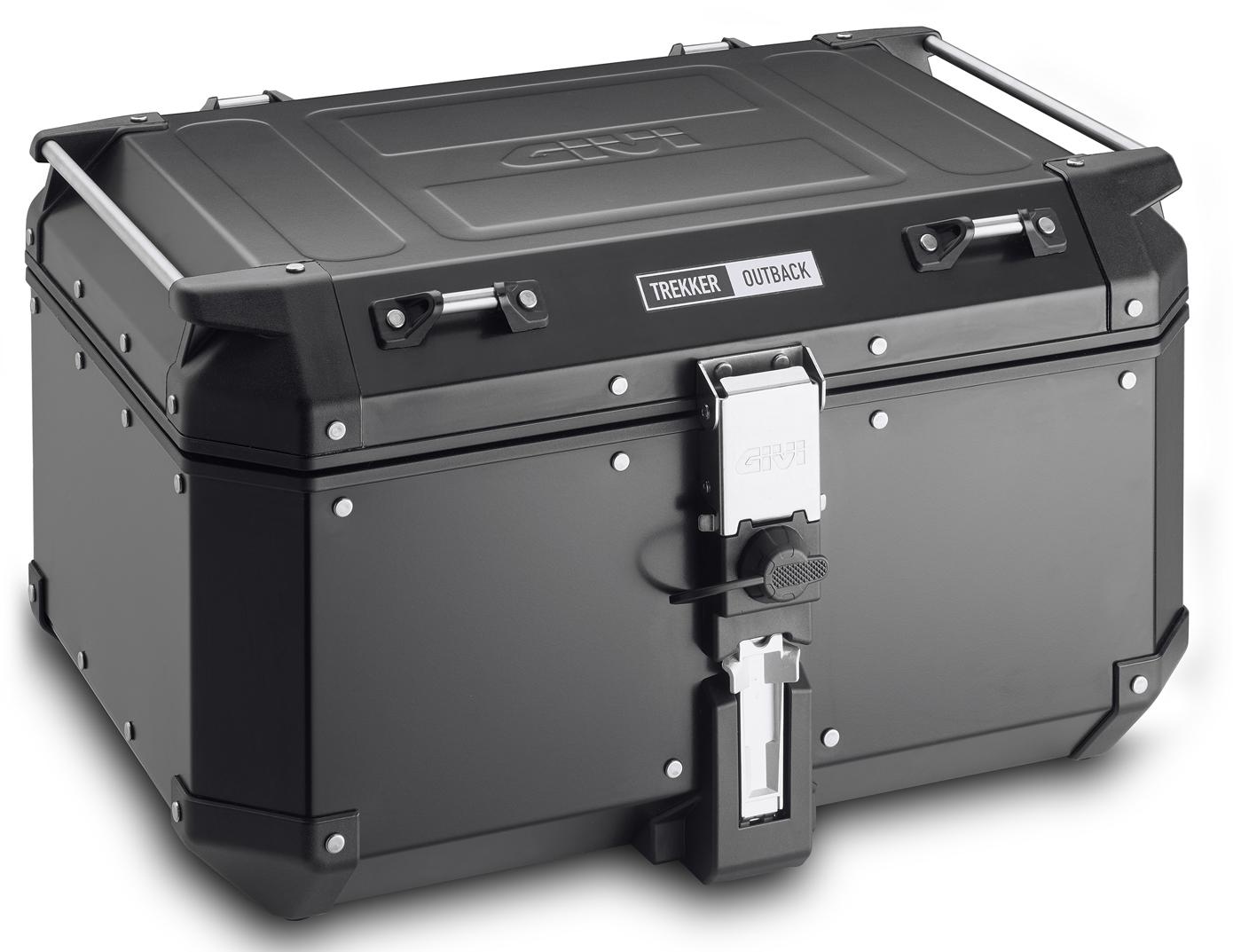 Givi Top Case carrier Monolock//Monokey for Kawasaki Z750S 05-06 black