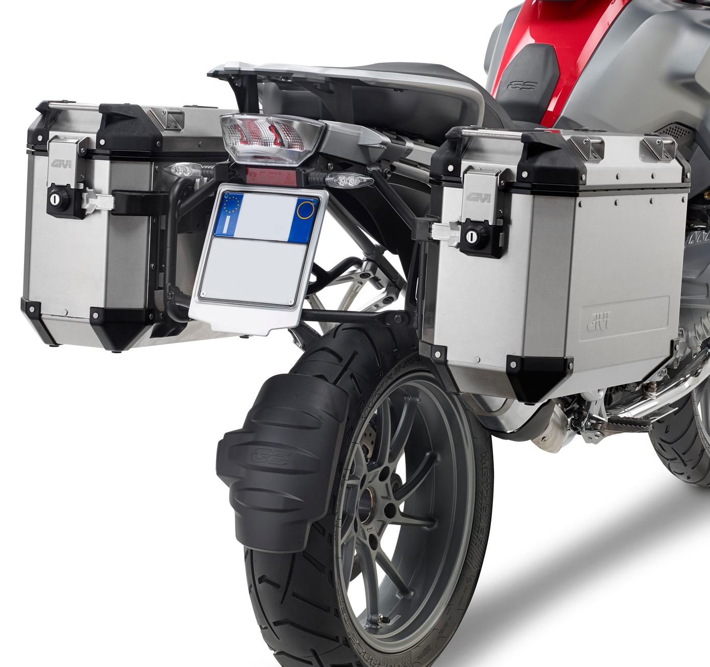 Telaietti specifici Givi PL5108CAM per Valigie Laterali Monokey Cam-Side  Trekker Outback per BMW R 1200 GS 13-18 1704bdc9b9a