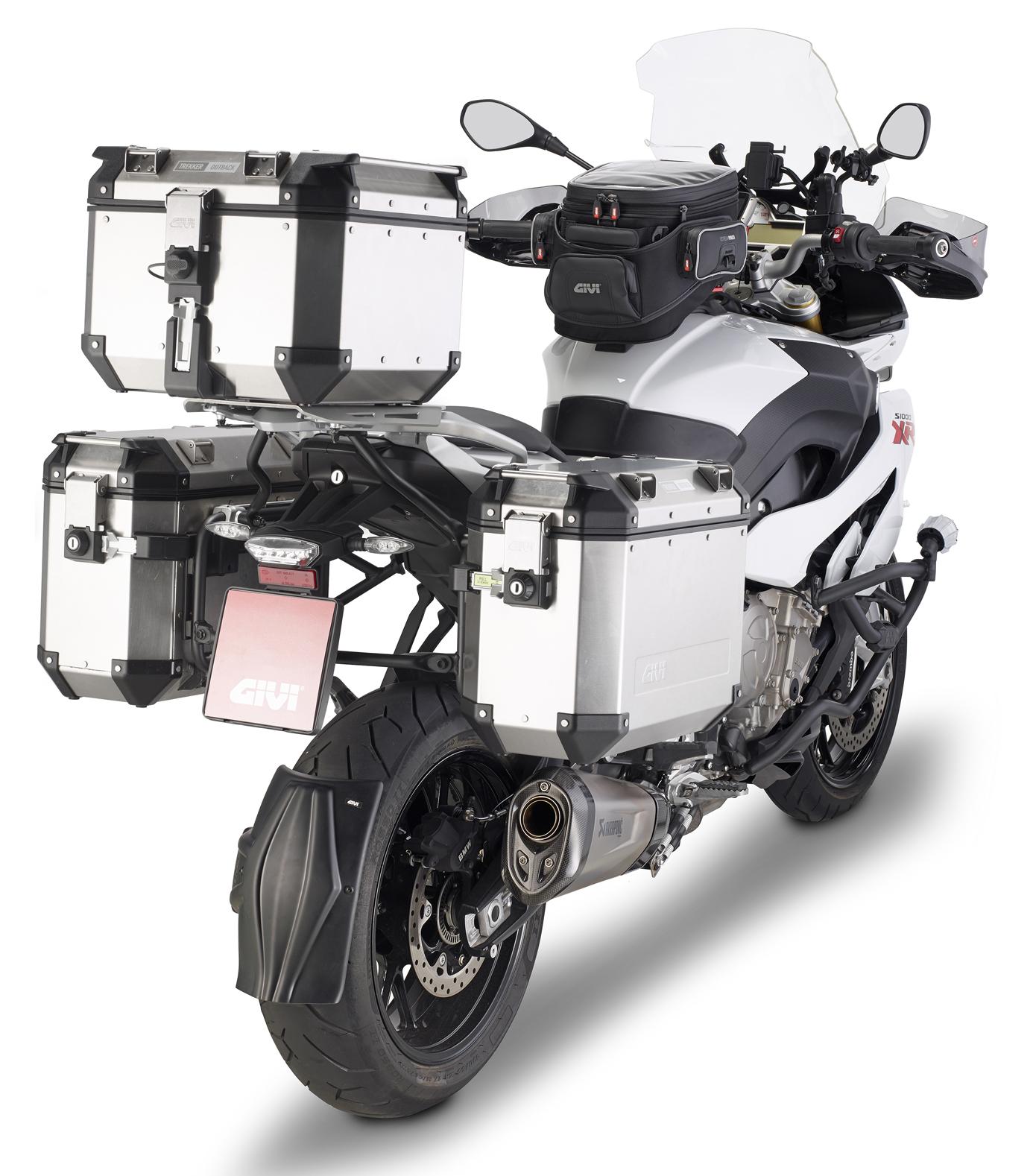 219e0b3c19 ... necessita flangia Borsa Serbatoio Givi Tanklock XS308, capienza 20 Litri,  include Marsupio removibile, necessita flangia ...