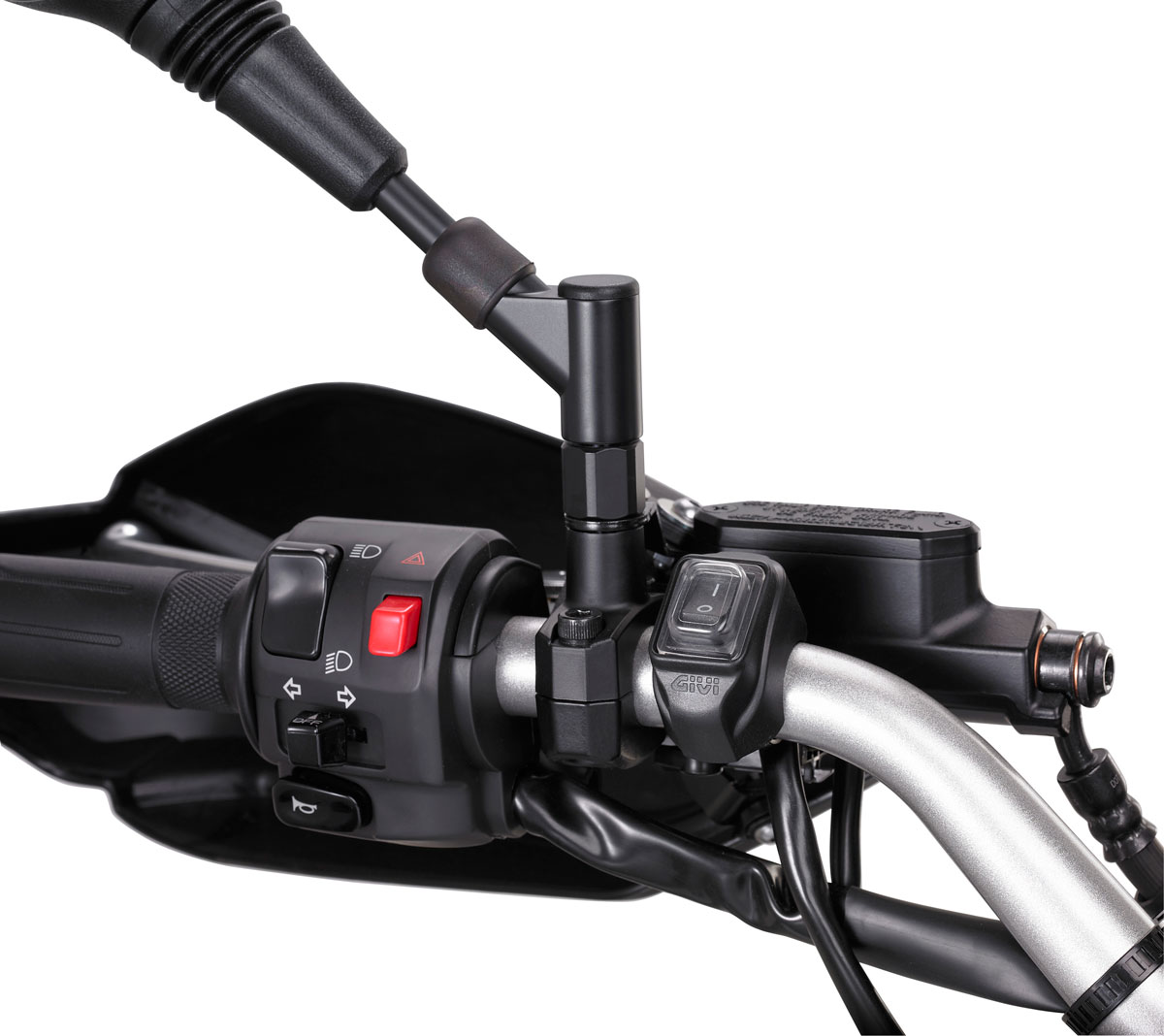 Faretti Alogeni Supplementari Givi S310 Trekker Lights - Fari