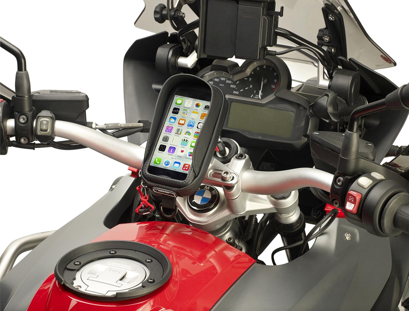 Givi s956b porta smartphone porta navigatore givi s956b - Porta navigatore givi ...