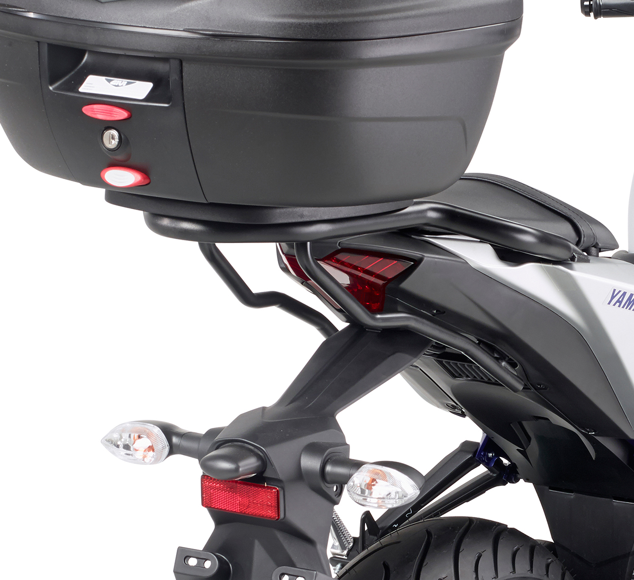 5822b798d602b Givi Top Case Rack SR2127 for Yamaha MT-03 specific for Monolock top case