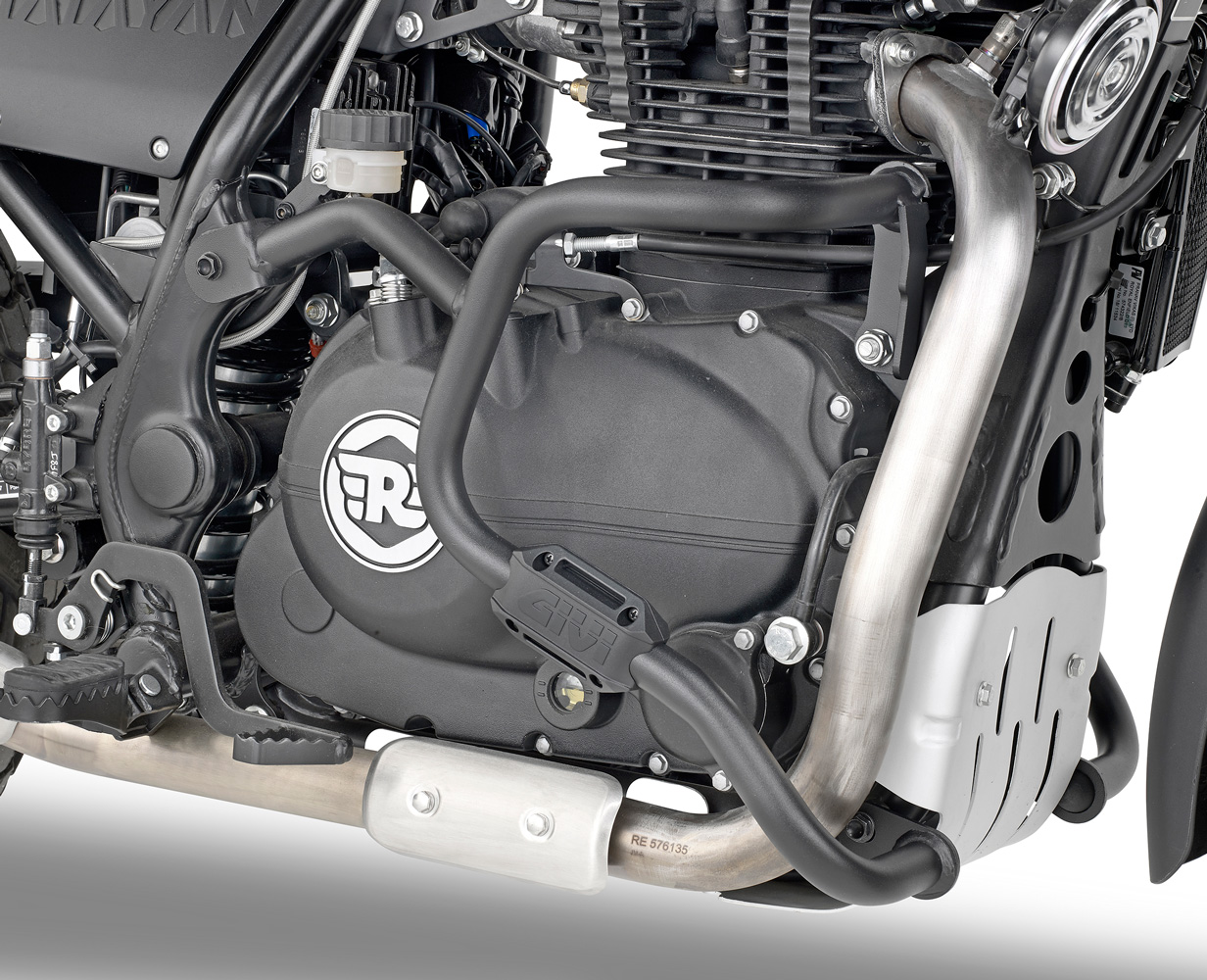 Givi Engine Guard Tn9050 For Royal Enfield Himalayan In Guards