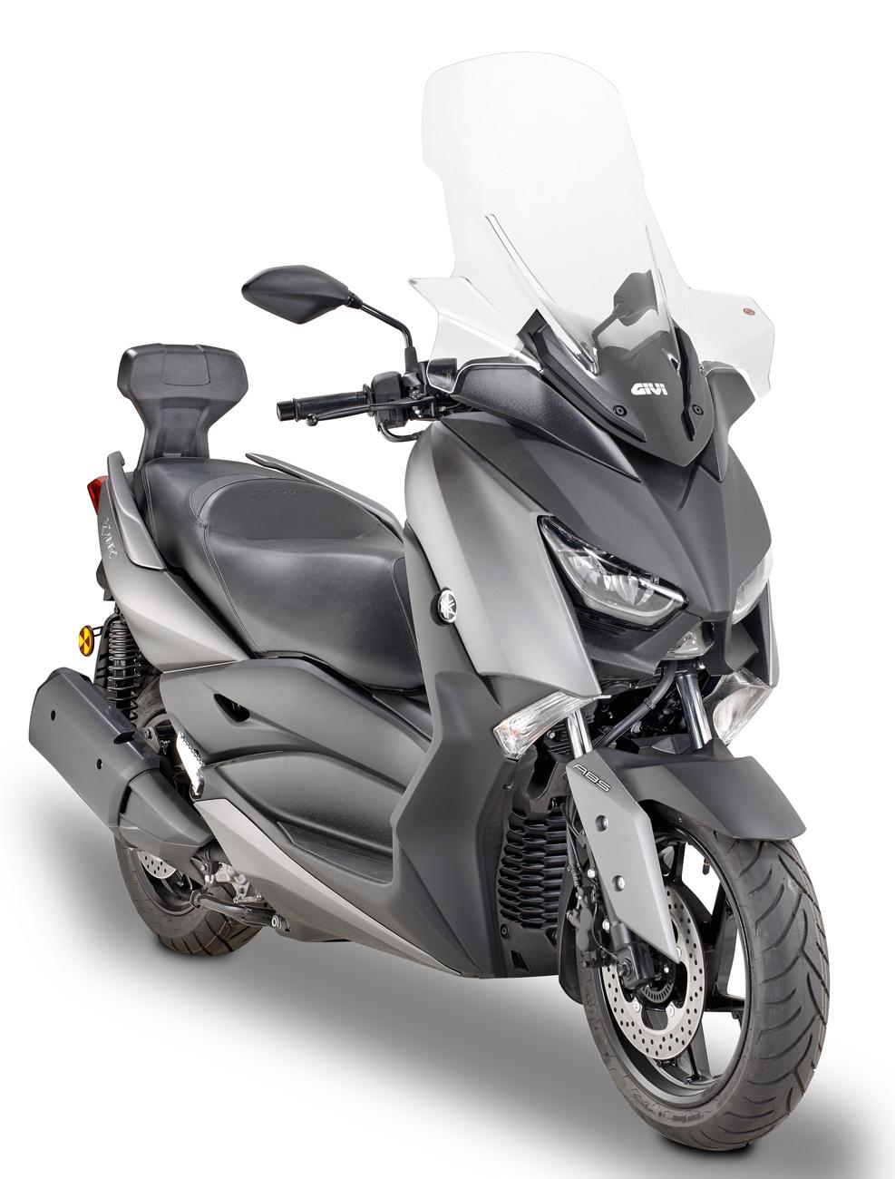 GIVI Backrest for Yamaha X-Max 125 18-, X-Max 300, X-Max 400 18-