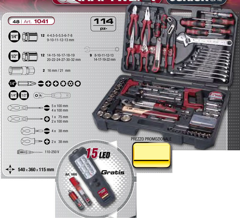 Tool Box KRAFTWERK 1041Kraftwerk Tools South Africa
