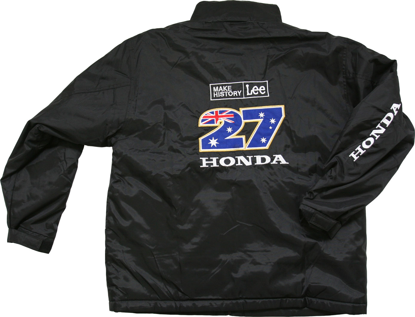Lcr Apparel Jacket Lcrwj Tdr Team Honda Official Choose Size
