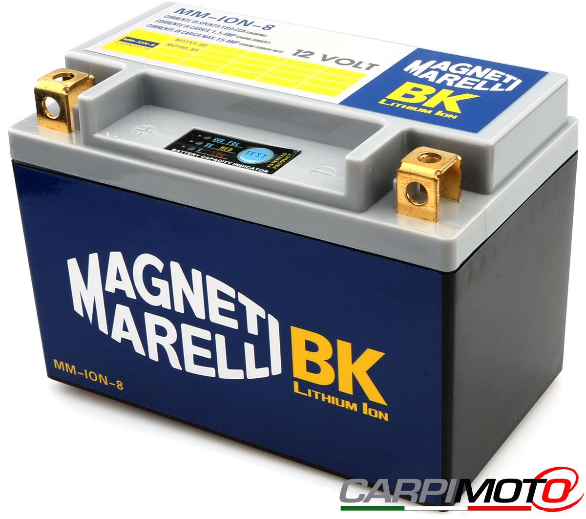 magneti marelli lithium battery mmyx9. Black Bedroom Furniture Sets. Home Design Ideas