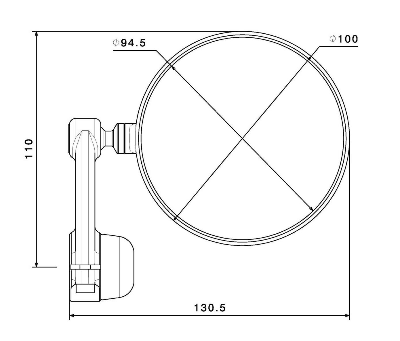 Rizoma Mirror Bs303b Tomtom Link 300 Wiring Diagram