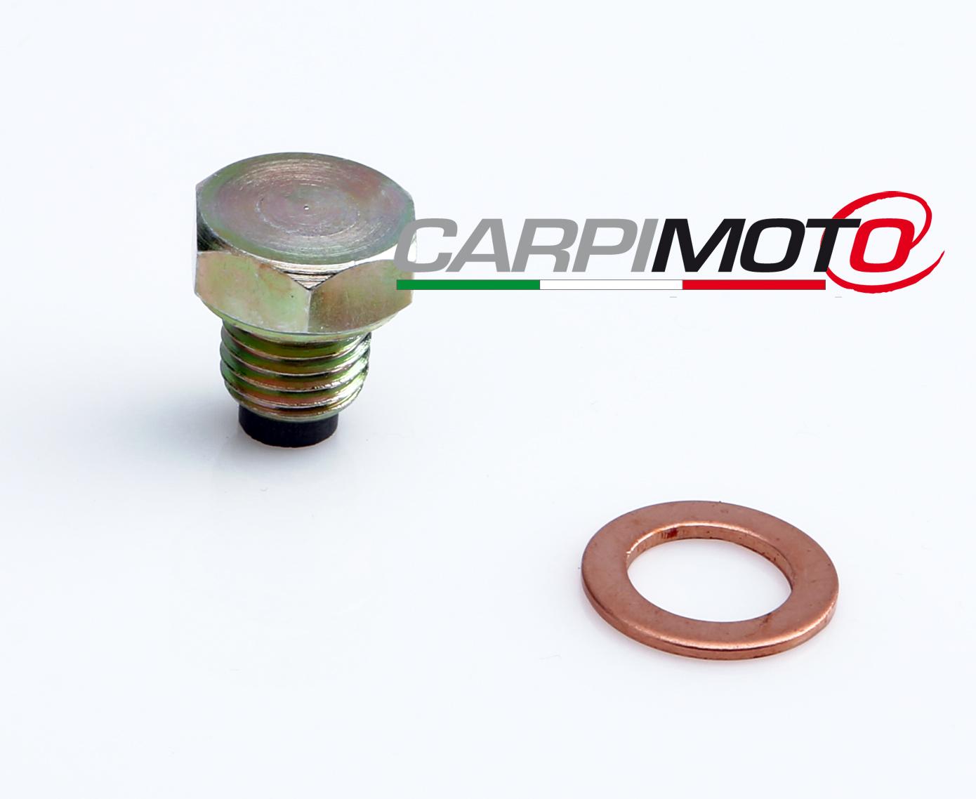 Magnetic Oil Drain Plug Bolt /& Washer For Honda XR 125 L 2003-2006