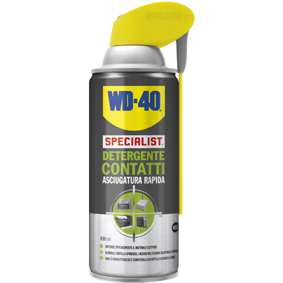 WD-40 Specialist Electrical Contact Cleaner Spray 400ml container