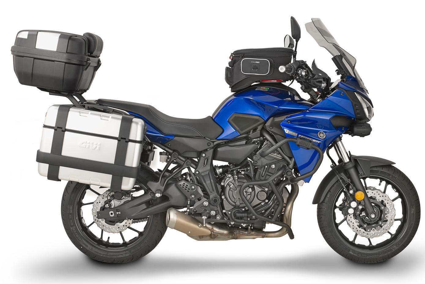 48133 TN2130 GIVI Engine Guard For Yamaha Tracer 700