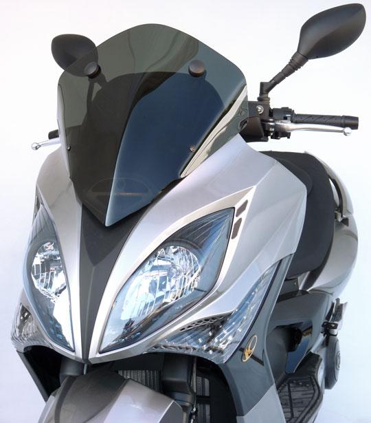 Parabrezza Fabbri Kymco Xciting 300I R / 500 R 09-, tipo